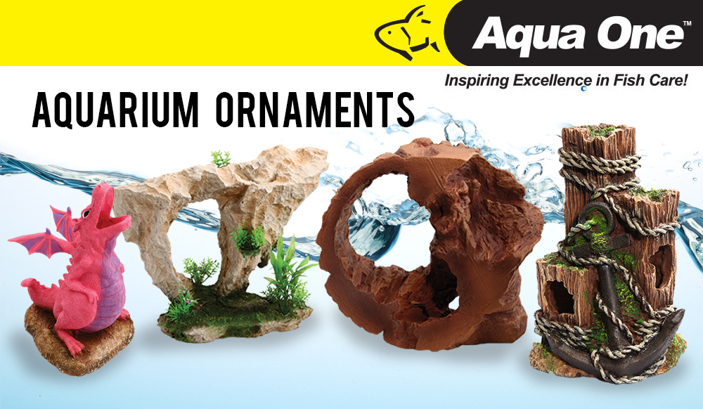 Aquarium Ornaments