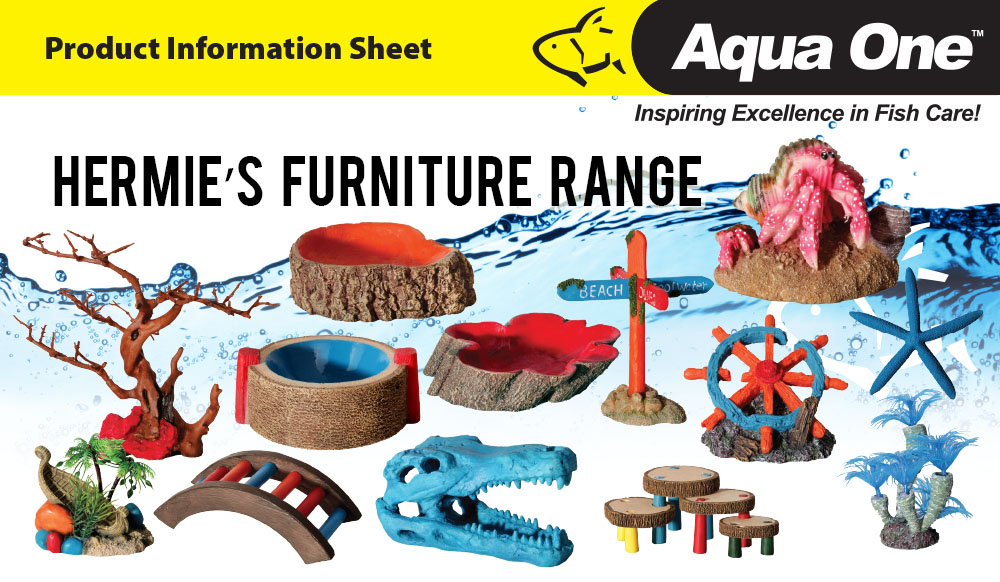 Hermie's Furniture Range