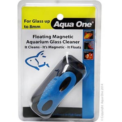 Floating Magnet Cleaner (M) For Up 8mm Glass