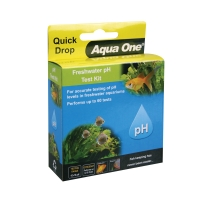 Test Kit PH Freshwater 4.5-10 QuickDrop Ecomomy