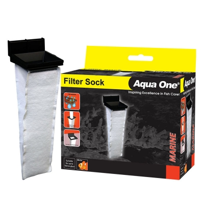 Filter Sock 10 W X 10 D X 37cm H Suit Up To 10mm Glass For Sump Systems