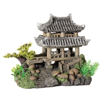 Ornament Japanese Pavilion Small 20x13.5x16cm