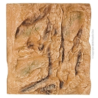 Copi Rock PU Background Joinable River Clay 45 x 48cm