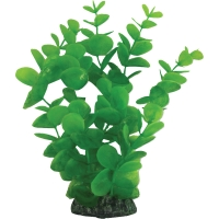 Plastic Plant-Round Bacopa (M)