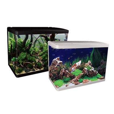 LifeStyle 76 Complete Glass Aquarium
