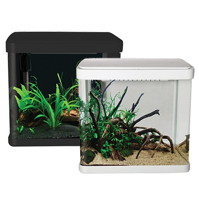 LifeStyle 21 Complete Glass Aquarium