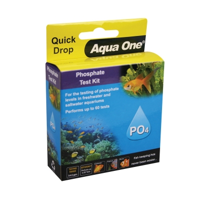 Phosphate PO4 Quick Drop Test Kit