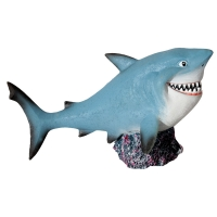 Ornament Shark 14.2x6.7x7.4cm