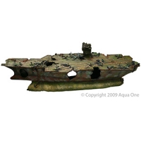 Ornament Aircraft carrier 72.5 L x 18.5 W x 26cm H