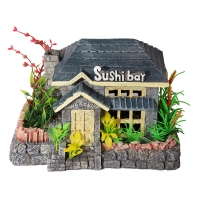 Ornament Sushi Bar 26.5x15.5x17.5cm