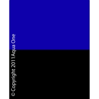 Background 48cm x 15m Black / Blue Double (Fresh/Marine)