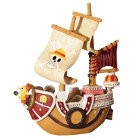 Ornament Pirate Ship Large 16x8x18.5cm