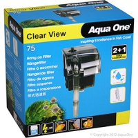 75 ClearView Hangon Filter 190l/hr
