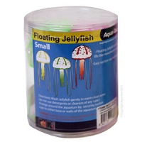 Copi Sea JellyFish Floating Small 3pk (red/green/white)