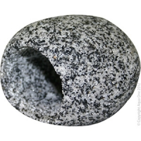 Ornament Cave Round (XS) 7.5x6.5x5.5cm Granite