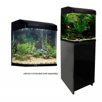 510 AquaStyle 75L Curved Glass Aquarium