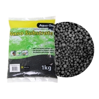 Substrate Nano Activated Bio Beads Black 1kg