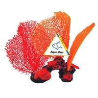 Ornament Copi Coral Red Sea Fans 20x12x21.5cm