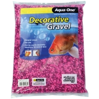 Gravel Mixed Pink + Purple 2kg (2mm)