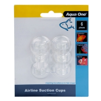 Suction Cups Airline 6pk