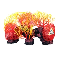 Ornament Copi Coral Red Gorgonians 46x20x30cm