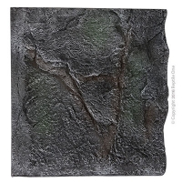 Copi Rock PU Background Joinable Basalt 45 x 48cm