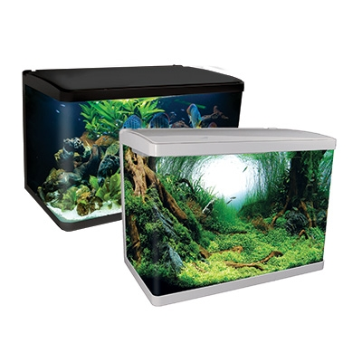 LifeStyle 127 Complete Glass Aquarium