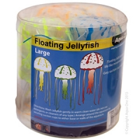 Copi Sea JellyFish Floating Large 3pk (blue/yellow/orange)