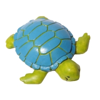 Ornament Turtle 7.3x6.7x2.2cm