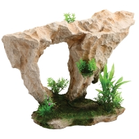 Ornament Rock Arch 33x13x27cm
