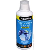 Treatment Ammonia Remover/Chlorine Neutraliser 500ml