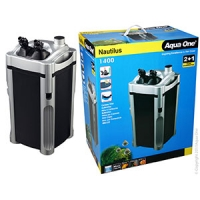 1400 Nautilus Canister Filter 1400 L/hr