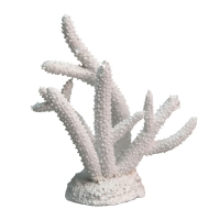 Ornament White Coral Staghorn (S) 14.5x4.7x15cm
