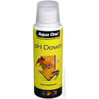 Treatment Liquid PH Down 250ml