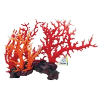Ornament Copi Coral Red Corals 52x32x33.5cm