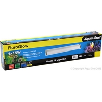 Reflector FluroGlow T8-15W 18in Single