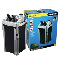 2700 UV Nautilus Canister Filter 2700 L/hr