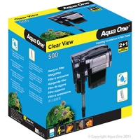 500 ClearView Hang On Filter 500 L/hr