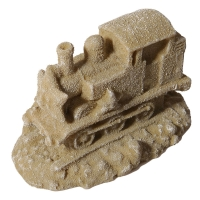 Ornament Sand Train 9.6x6x6.5cm