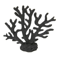 Ornament Betta Black Coral Fern 10cm