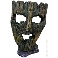 Ornament Ruined Mask Large 18x14x24.5cm