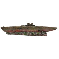 Ornament Submarine 19.5 L x 2.7 W x 4.1cm H