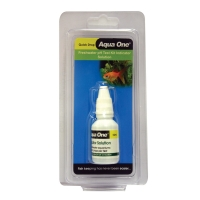 Aqua One QuickDrop PH Indicator Solution