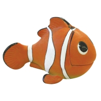 Ornament Air Operated Clown Fish 13.5x8x8.5cm