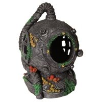 Ornament Divers Helmet XL 23.5x24.5x38cm