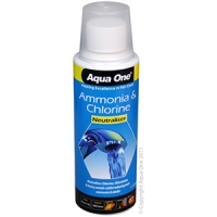 Treatment Ammonia Remover/Chlorine Neutraliser 250ml