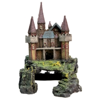 Ornament Chateaux Large 21.5x19x26cm