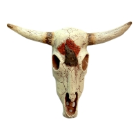 Ornament Bull Head (M) 16x13x5cm
