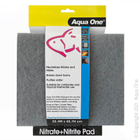 Nitrite/Nitrate Pad - Self Cut Filter Pad 25.4W X 45.7cm H