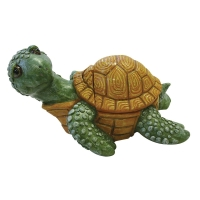 Ornament Air Operated Sea Turtle 13.4x9.9x7.7cm